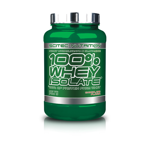 100% Whey Isolate Extra L-Glutamine Added 700g