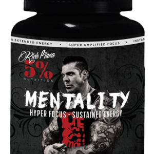 5% Mentality Focus And Energy Enhancer