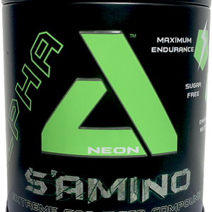 Alpha Neon S'Amino (Cola) 30 Servings