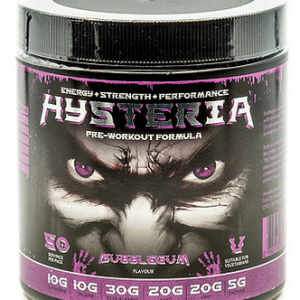 Hysteria Pre-Workout 250g