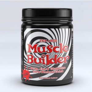 Zkk Muscle Builder Bcaa, Eaa and Glutamine 360g