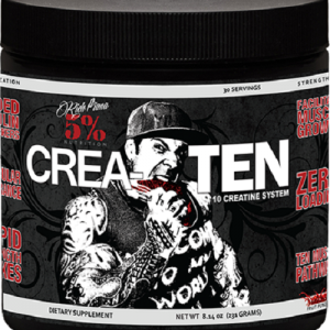 Rich Piana 5% Nutrition - Crea-TEN 10 Creatine System