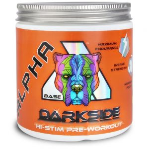 Alpha Neon Darkside Hi-Stim Pre-Workout