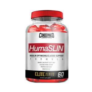 Condemned Labz HumaSlin – 60 Capsules