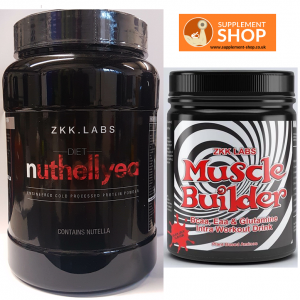 ZKK 1KG Protein and Bcaa Bundle