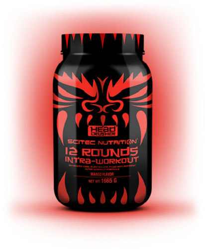 Scitec Nutrition 12 Rounds Intra-Workout 1.6kg