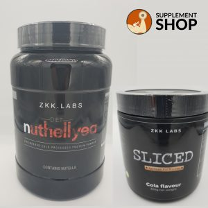 ZKK Fat Burner And Protein Bundle