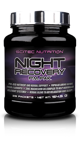 Scitec Nutrition Night Recovery P.M. Pak