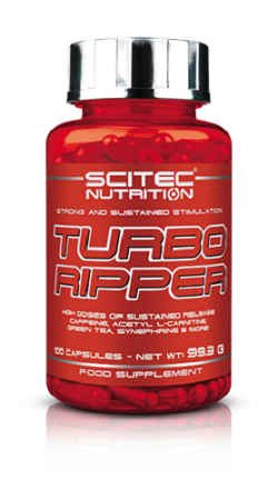 Scitec Nutrition Turbo Ripper 100 Capsules
